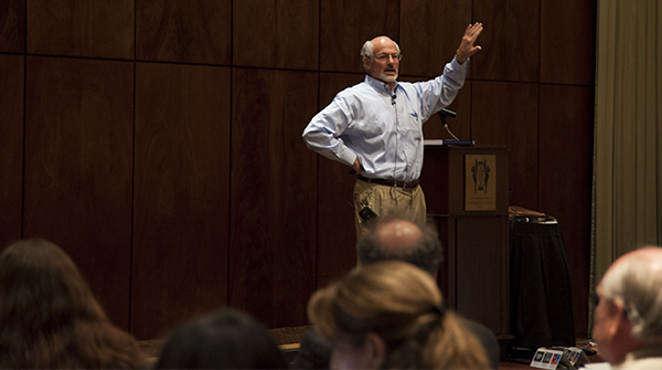 John Philipsborn lectures at the National Criminal Defense Forum on Forensic Mental Health & The Law