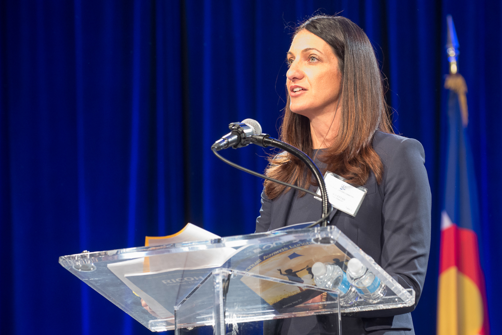 iris eytan, colorado lawyers committee annual luncheon, law, denver attorneys, criminal defense and mental health